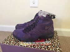 Nike air Maestro 2 x Kith Ronnie Fieg Pippen Purple Mens size 7.5 us AH1069 500
