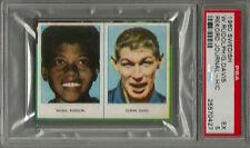 1960 Swedish Rekord Journal Wilma Rudolph RC Glenn Davis PSA 5 EX Olympic Card