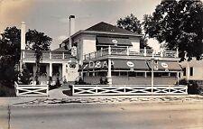A65/ Park Ridge Illinois Il Real Photo RPPC Postcard 1940 Tally-Ho Inn CHicago