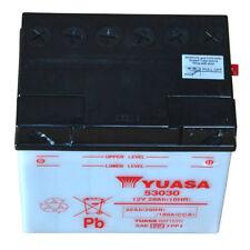 Baterías Yuasa para motos BMW