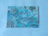AK   - Karte - Sächsische Schweiz - NR. 16142