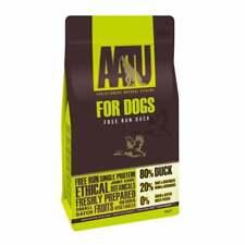 AATU 80/20 Free Run Duck 10kg - Complete Grain Free Adult Dry Dog Food -10kg Bag