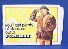 Polks Hobbies Powermax RC Trade Catalog 1977 w PM5 PM7 Radial Engine Hot Models!