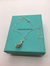 Tiffany & Co. Sterling Silver Paloma Picasso Venezia Luce Mini Pendant Necklace