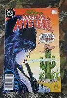 DC Comics Elvira's House of Mystery Comic Book #3 1986 CS