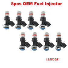 8PC Fuel Injector Fits 2004~2010 GMC Chevy LS Cadillac 6.2L 5.3L 4.8L 12580681