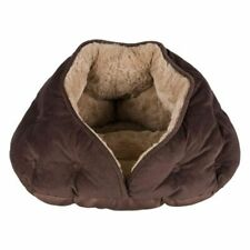 Dog Bed Igloo | Malu Pet Cave | Dog House | Warm Puppy Nest | Soft Kitten Bed |