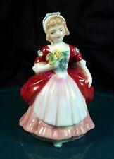 Royal Doulton Figurine Valerie HN 2107 HN2107 1st Quality Excellent Condition