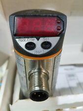 PE-400-SBR14-QFPKG/US E IFM Efector NEW Stainless Pressure Switch Sensor PE7020