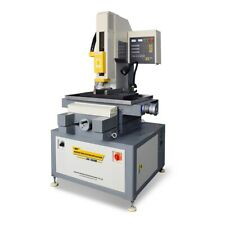 Edm Hole Drilling Machine Hole Poppers Dk908w For Hard Alloy Tungsten Carbide