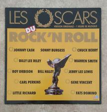 """33T LES OSCARS DU ROCK'N ROLL Vinyle LP 12"""" CASH -HALEY -BERRY -AB PROD. 8313511"""