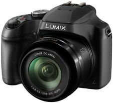 Panasonic LUMIX DC-FZ83  18 MP Bridgekamera schwarz (Digitalkamera)