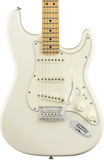 Fender Player Stratocaster polar White MN