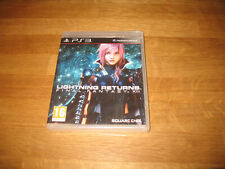 PS3 game - Lightning Returns Final Fantasy XIII (sealed) Italian language