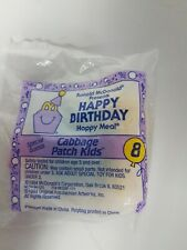 NEW 1994 McDonald's Happy Meal Toys: The Cabbage Patch Kids #8 -