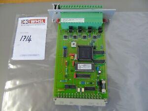 Technotrans Control Card VF1 (1714)