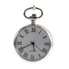 Beautiful Vintage Roman Numeral Pocket Watch Necklace (Mini Pocket Watch)