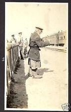 RUSSIA SIBERIA TRAIN VLADIVOSTOCK PETERSBURG 1917 US PH