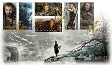 """Tolkien / Hobbit: Sonderbrief """"Desolation of Smaug"""" - Version 1"""