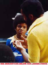 MICHAEL JACKSON AT AGE12 wBERRYGORDY 1xRARE8x10 PHOTO