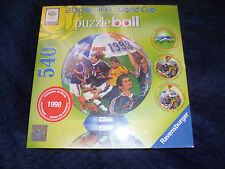 PUZZLE BALL RAVENSBURGER 2006 FIFA WORLD CLUB CHAMPIONS DU MONDE 1998 540 PIECES