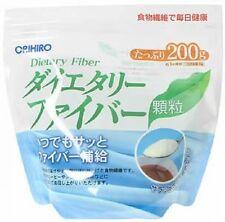 ORIHIRO dietary fiber 200g 30 days digestion support supplement japan free ship