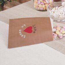 Just My Type Love Is Sweet Sweetie Bags Pack of 25 by NEVITI
