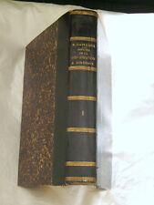 Histoire de la réformation à Bordeaux par Ernest Gaullieur - Tome 1 seul - 1884