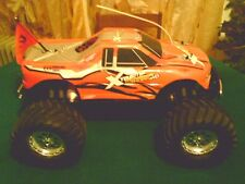 monster truck 4 wd a benzina con fascicoli