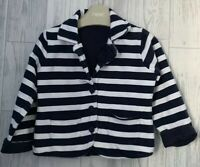 Girls Age 2-3 Years - Striped Jacket