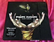 IMAGINE DRAGONS Smoke and Mirrors Box Set with Art Prints
