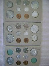 US 1949 PDS 28 Coin Set Tone Bell Lines RPM