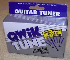 Qwik tune qt-11 auto tuner | musician's friend.