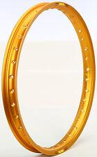 PRO-WHEEL 70-R RIM MATTE GOLD 16-21KSYGO 800-2105G
