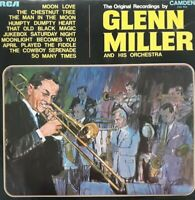 Original Recordings By Glenn Miller And His Orchestra Vinyl LP.1969 RCA CDS 1040
