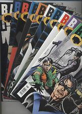 BATMAN 1. Serie (deutsch) ab # 1 - PANINI COMICS 2001 - 2003 - TOP