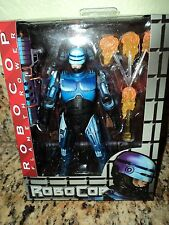 ROBOCOP FLAMETHROWER ACTION FIGURE NECA VS TERMINATOR MOVIE 7 INCH FLAME THROWER