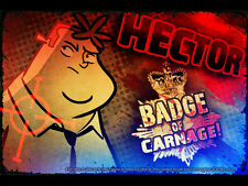 HECTOR: BADGE OF CARNAGE - Steam chiave key - PC Game - Free shipping - ROW