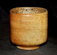 Rare Warren MacKenzie Studio Pottery Yunomi Tea Cup Shoji Hamada Bernard Leach