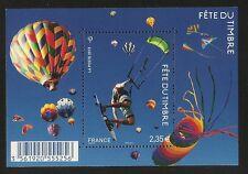 2013 Bloc N° F4810 FETE DU TIMBRE - L'AIR - SPORT NEUF**LUXE
