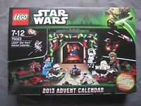 LEGO Star Wars Advent Calendar 75023 NEW 2013