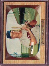 1955 Bowman 40 Vic Wertz VG-EX #D208207