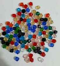 Mixed Color Quality Czech Crystal Bicone Beads 4MM 6MM 8MM
