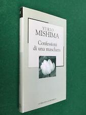 Yukio MISHIMA - CONFESSIONI MASCHERA , Biblioteca Repubblica/70 Libro Cop Rigida