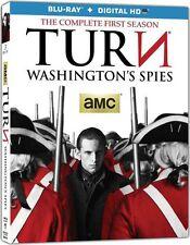Turn: Washington's Spies Blu-ray