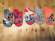 5 Pairs NWT Girls Socks LOT