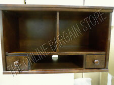Pottery Barn Kids Cameron Craft Play activity table small desk  HUTCH Espresso