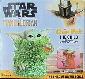 Star Wars Chia Pet The Child (the child using the force)