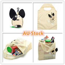 Reusable Foldable Eco Recycle Grocery Travel Bag Shopping Carry Bags Tote Cute