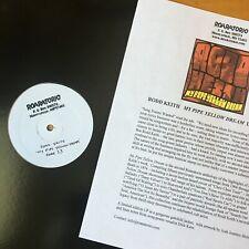 "Rodd Keith ""My Pipe Yellow Dream"" LP TEST PRESSING"